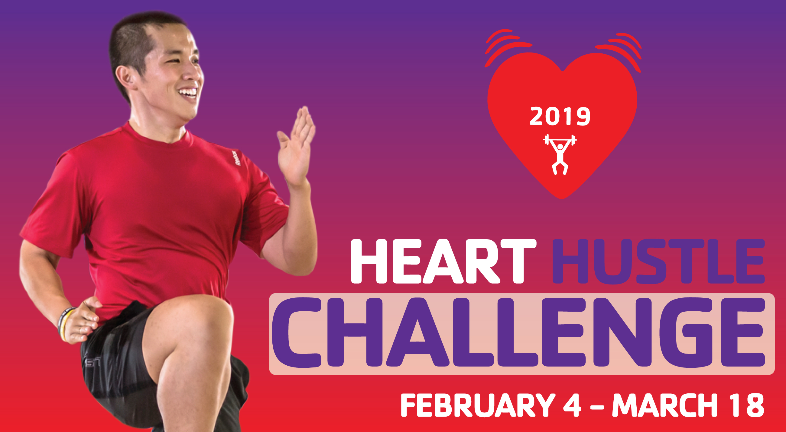 Heart Hustle Challenge
